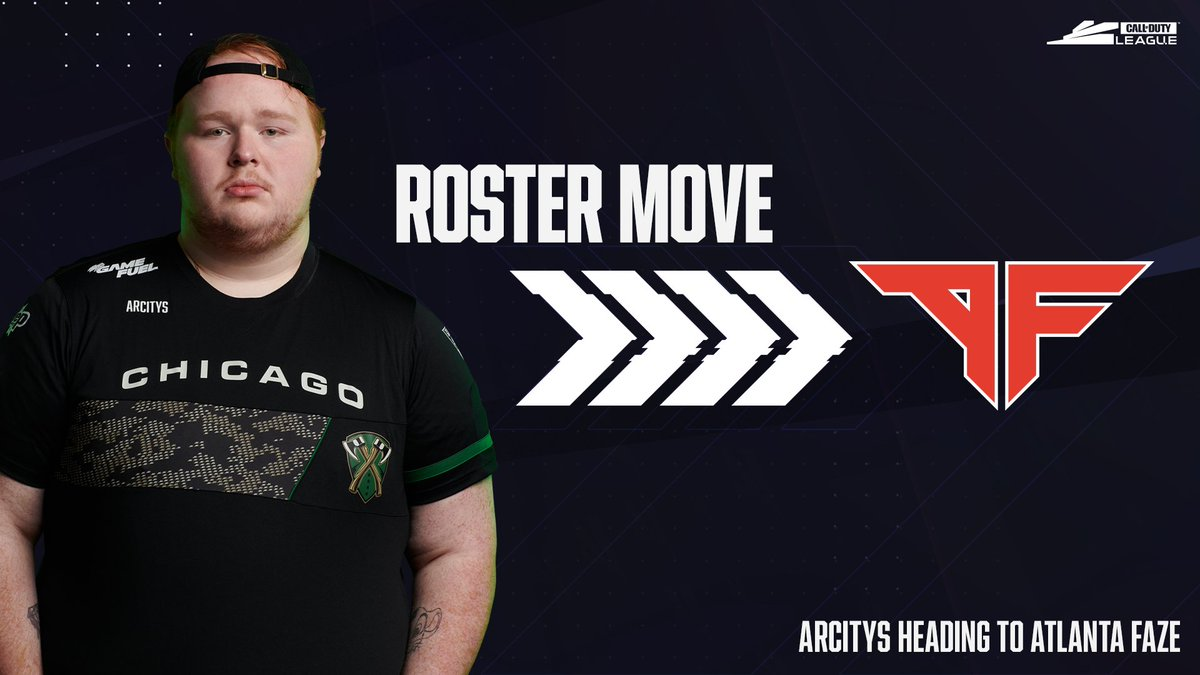 A world champion finds a new home: @Arcitys joins @ATLFaZe for the 2021 season! #EZAF