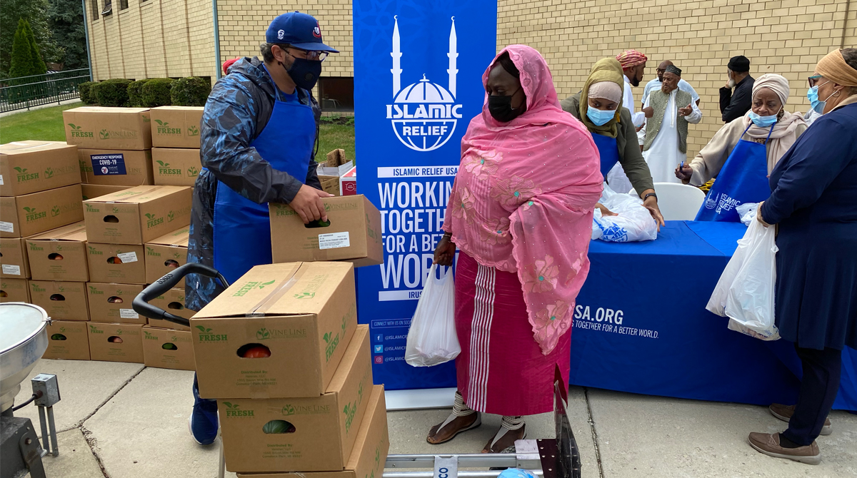 Islamic Relief USA is among 20 nonprofit organizations across North America to receive a @Nike #UntilWeAllWin Grant that will help our communities to navigate the difficulties during the #COVID19 pandemic. https://t.co/V2ubG3olQy