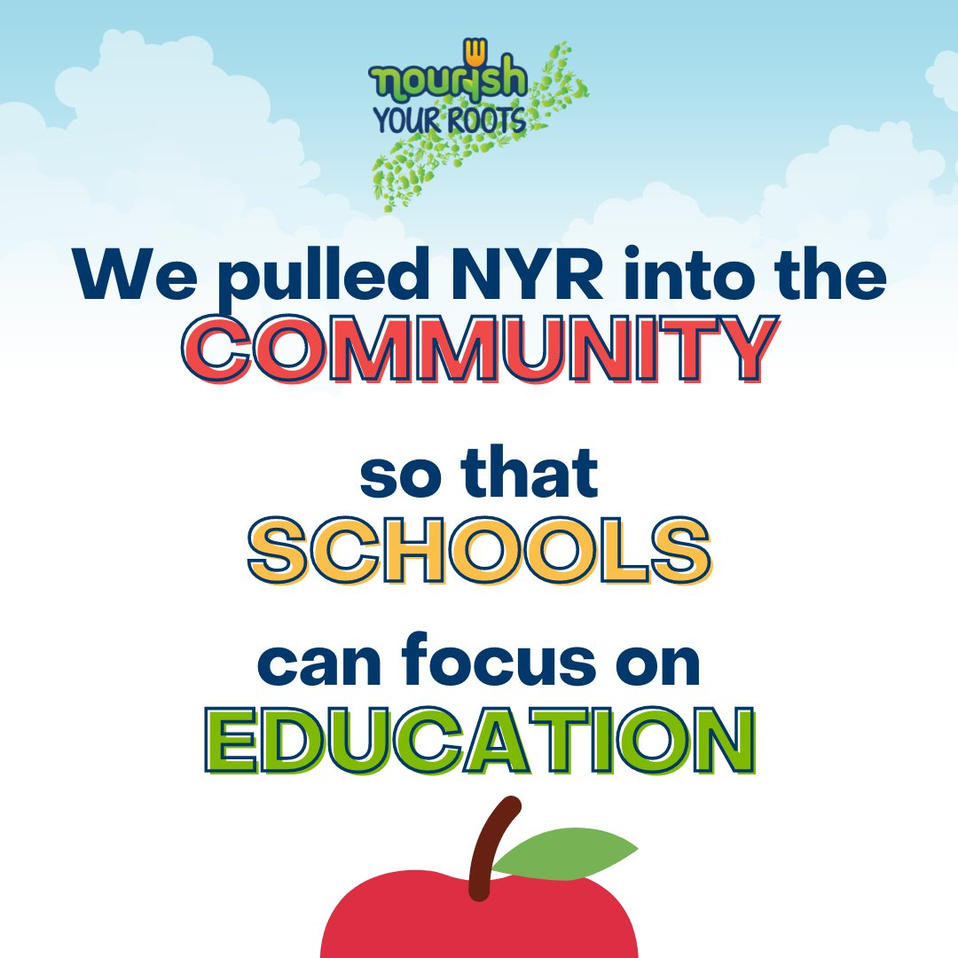 This year, schools need to focus on what they do best: educating kids! 📚  That's why we've moved #NYR2020 out of schools and into the community. We'll take care of the work but schools still get the funds!  Buy a box --> https://t.co/gLYSXEwgAc  @HRCEHealthPromo @AVHealthySchool https://t.co/JgNjGBcPl5