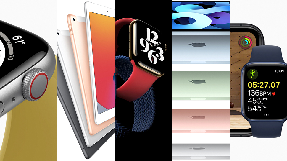 Everything Apple announced at today's Watch and iPad event
