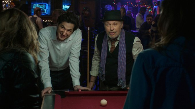Wishing a very happy birthday to STANDING UP, FALLING DOWN star Ben Schwartz!!