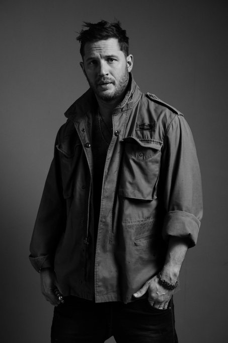 Happy Birthday to Tom Hardy!