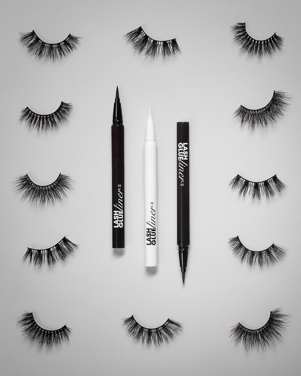 KISS GLUELiner… a NECESSITY for all of your strip lash needs.  Available in clear + black, perfect for every lash application. Just line, apply & go!   Available now at Walmart, CVS, Ulta, & https://t.co/sNZ2LSb3d0 #KISSProducts #KISSGlueLiner #LashGlue #LashGoals #KISSLashes https://t.co/LGgm2e70wy