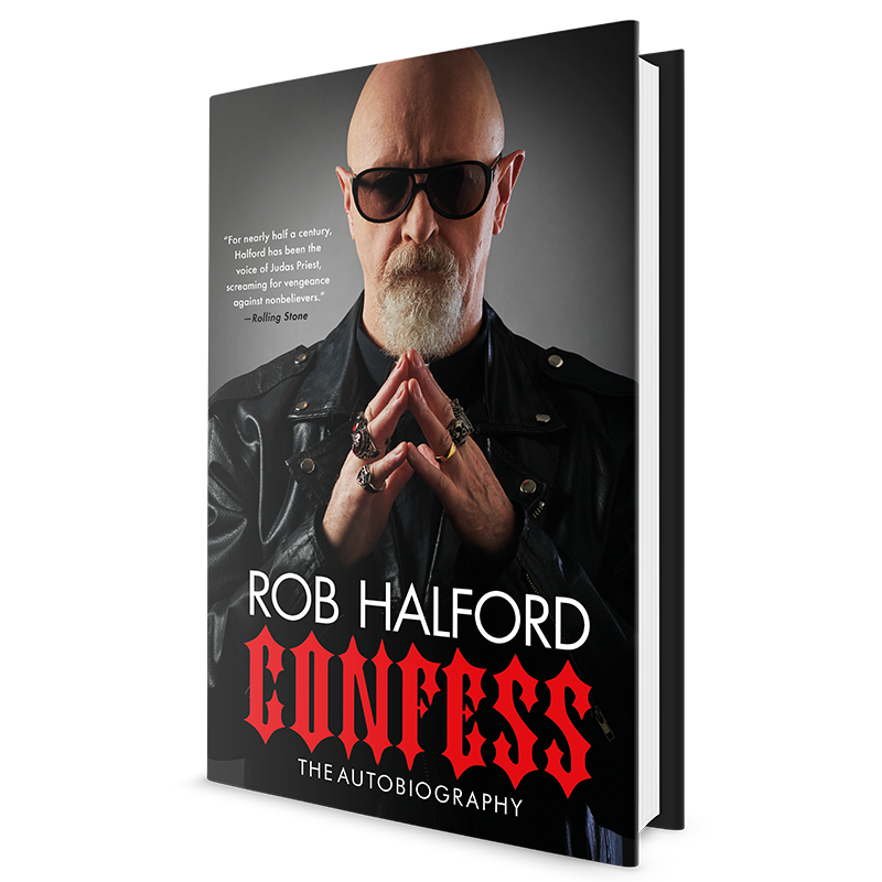 Judas Priest On Twitter Rob Halford Confess Pre Order Now At Https T Co Rk8itchhq3