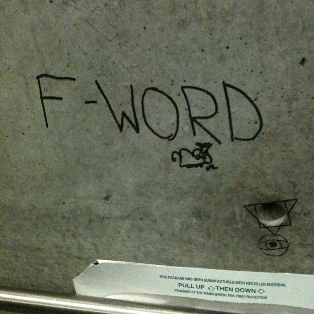 Canadian graffiti.... At its worst!