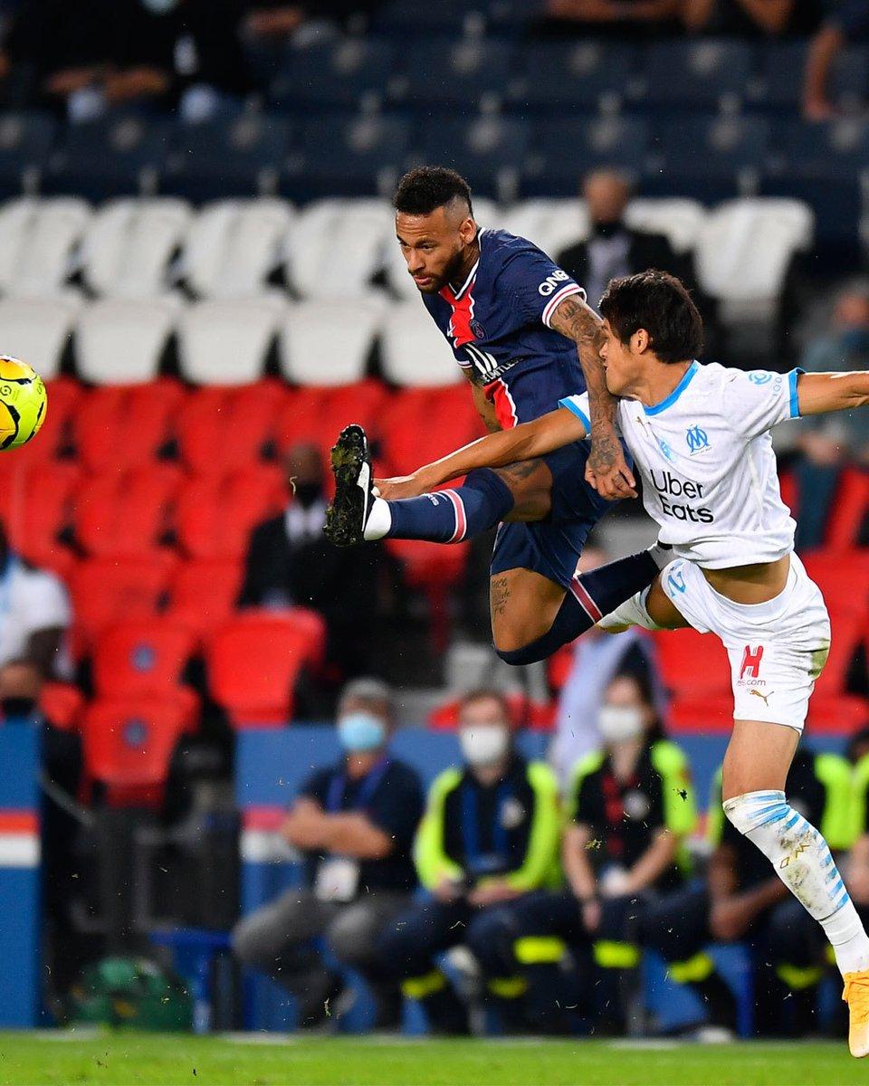 🔚😞 Paris Saint Germain 0⃣ - 1⃣ Marseille  #Ligue1  #Neymar #NeymarJr #NJr #Classique #PSGOM #Paris #Football #PSG #ParisSaintGermain https://t.co/vM2ZP7Ygld