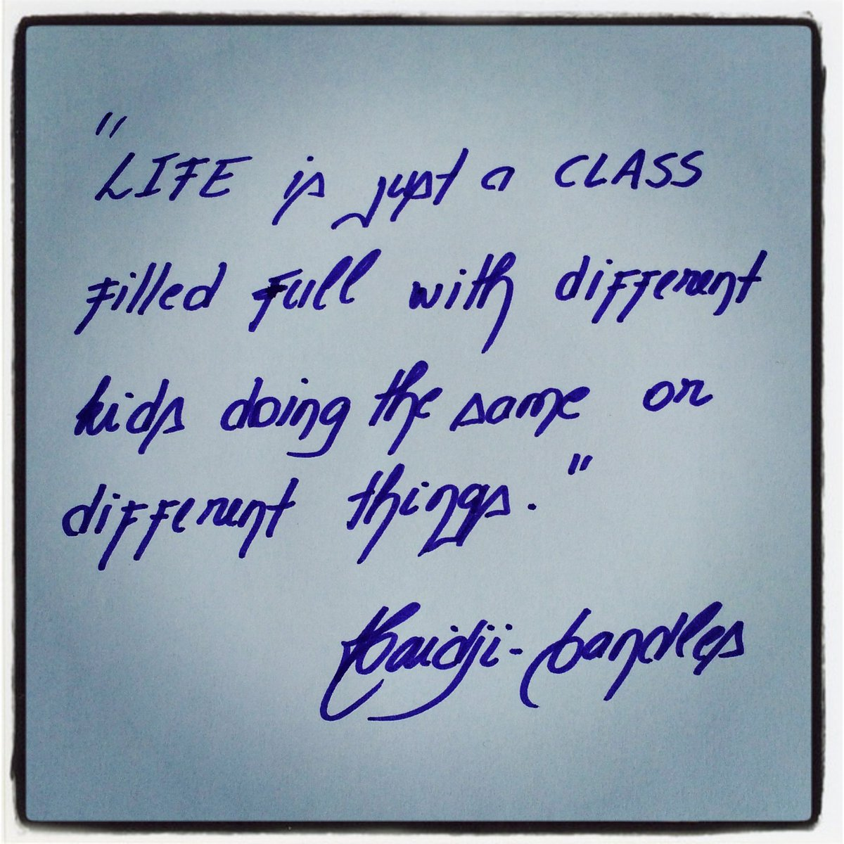 """Book Quote:""""Life is just a class filled full with...."""" Click on  https://t.co/cgpIWdIPer #life #educateyourself #read #quoteoftheday  #kindleunlimited  #bookquote #quote #quotes  #inspiration #haidji #bookquotes  #bookquote #goodreads #books #read #reading #ku #book https://t.co/uy0ORvIogU"""