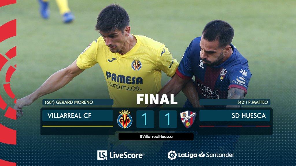 Villarreal-Huesca