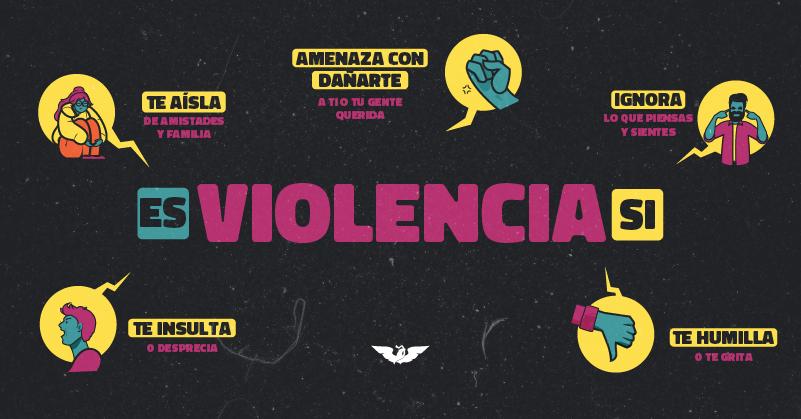 A pesar de que el Gobierno federal sigue minimizando los actos de violencia que sufren las mujeres, la realidad es que durante la pandemia han aumentado considerablemente.  No es normal ningún tipo de violencia, si detectas alguna de estas señales, denuncia al 911. https://t.co/963a94qNzN
