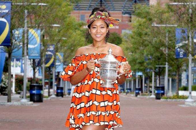 Naomi Osaka é a primeira atleta japonesa a ser nomeada Atleta Feminina AP do ano Japão