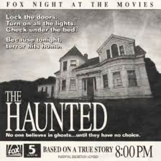 The Haunted proves that made-for-TV movies are superior to regular ones. Great haunted house flick with a cool twist--what happens when you go to the press with your ghost problems. #thehaunted #horror https://t.co/js5HRV5QXv