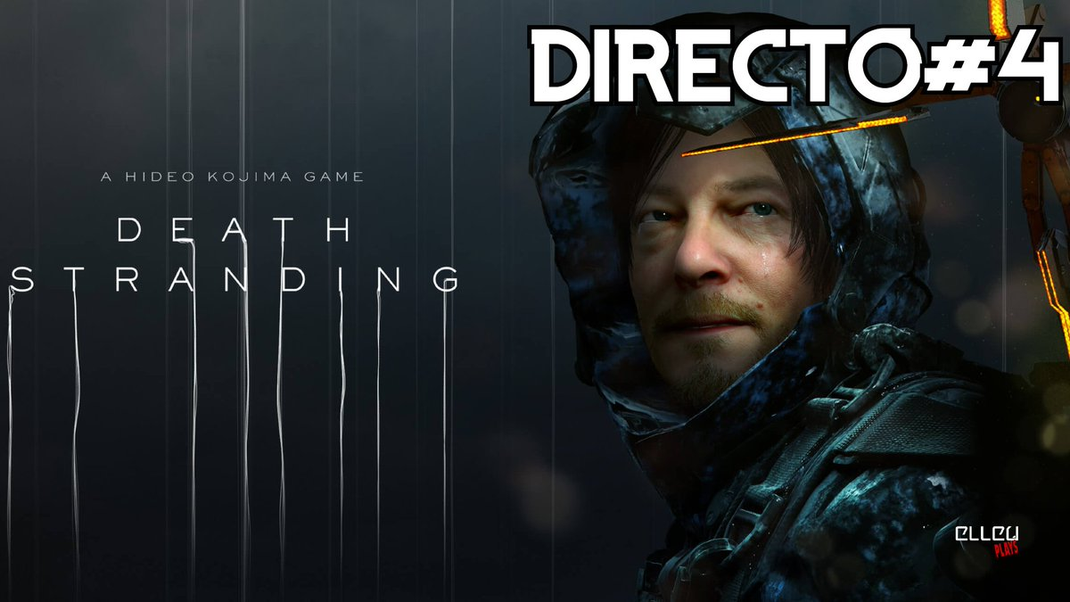 ⚠️Hoy 6 Pm. Death Stranding #4 / PC - Directo SOLO por Youtube ⚠️  Youtube!  https://t.co/FbQxopGfE5  #elleu #deathstranding  #pc #yaestapagado #gameplay #gameplays #elleuplays #instagamer #streamer #mexico https://t.co/FKXiRkssVY