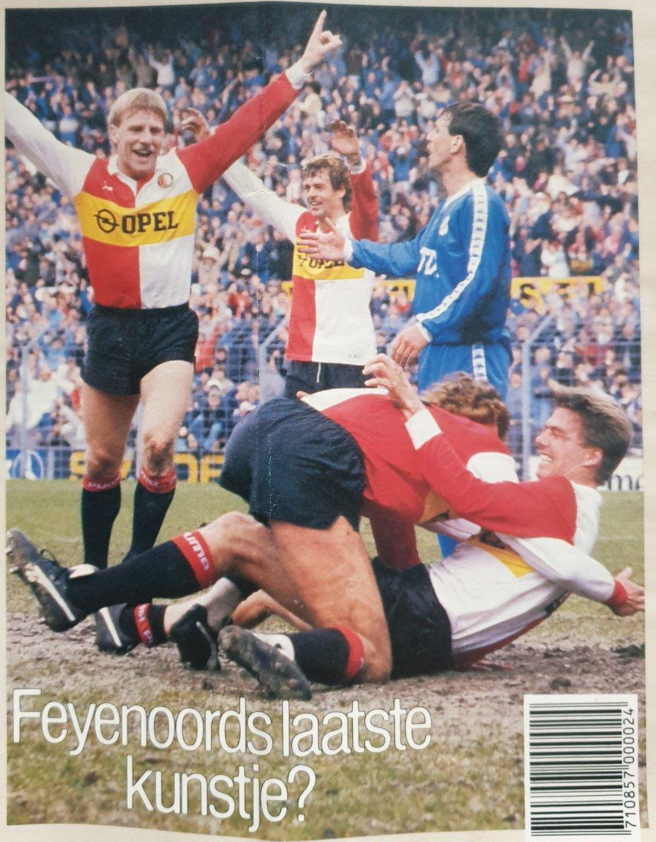 #Feyenoord archief tweet 261/366: deze VI foto van de 31 maart 1986 #Feyaja vond ik wel een mooi sfeerbeeld voor vandaag #verjaardag https://t.co/vsCpRuLp0z