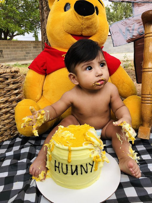 Any day spent with you is my favorite day. -Winnie the Pooh Happy half-birthday to my big boy.