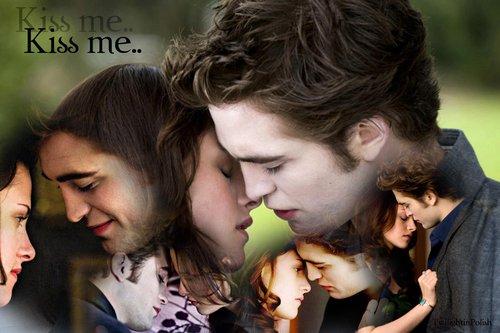 Happy night Birthday Bella Swan Cullen, with your darling Edward