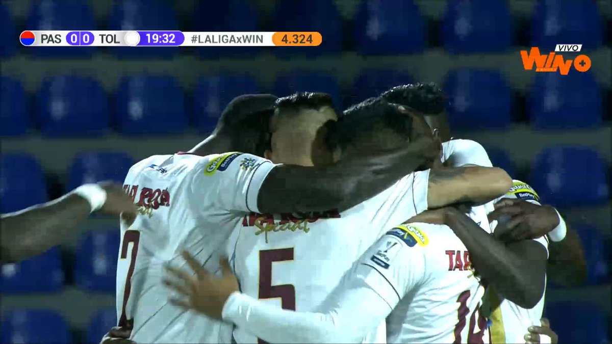 #GolesWIN Observa aquí los goles de la victoria de @cdtolima contra @DeporPasto   https://t.co/GSVQYzZpTS https://t.co/kh4t05j6Ng