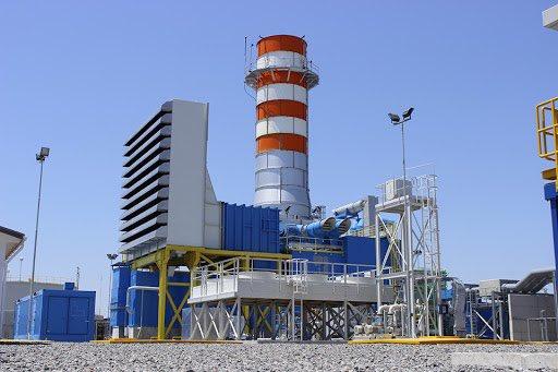 Esta es la Termoeléctrica Los Guindos. Según Ana Lya Uriarte vendría siendo una planta eólica o solar https://t.co/0vjfI0z1Qs