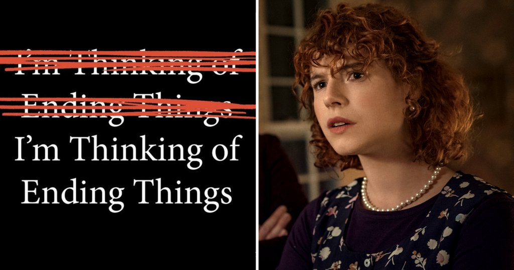 6 big ways Netflix's 'I'm Thinking of Ending Things' differs from the book