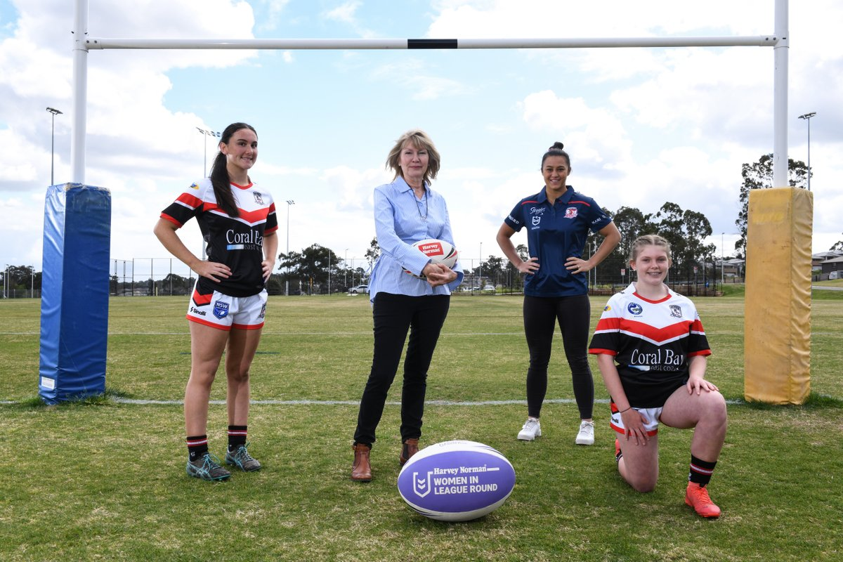 Harvey Norman #WomenInLeague Round goes from strength to strength - https://t.co/eSZPDSPqDx https://t.co/nH5NWdDG4b