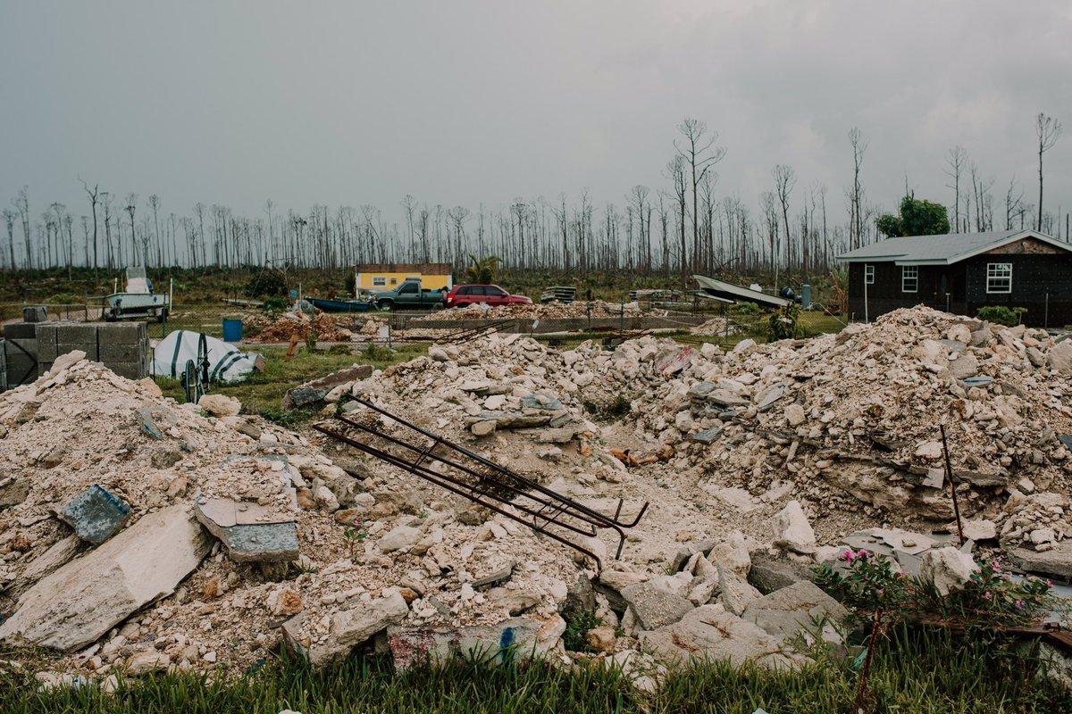 The current state of Mclean's Town. Please share. 🇧🇸 🌊 🏝 #barriandthesix #rebuildmcleanstown #hurricanedorian #bahamas #grandbahama #caribbean #itsbetterinthebahamas #bahamaslife #barbados #thebahamas #bahamian #naturaldisaster #naturaldisasters #hurricanerelief #hurricane https://t.co/vdBV6tEGvt