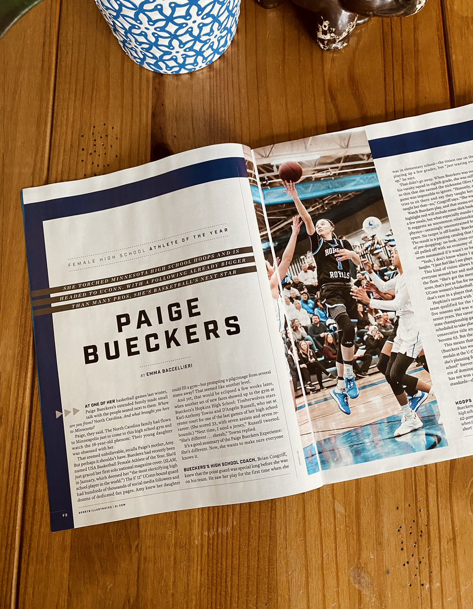 Still doesn't feel real but here are my photos in Sports Illustrated Magazine 😭  I started photography 3.5 years ago. I could've never dreamed I'd have photos printed in both @SLAMonline & @SInow in 2020. Beyond blessed and grateful.   New goal: shoot a sports magazine cover 🙏🏼 https://t.co/XCiVX8kUrf