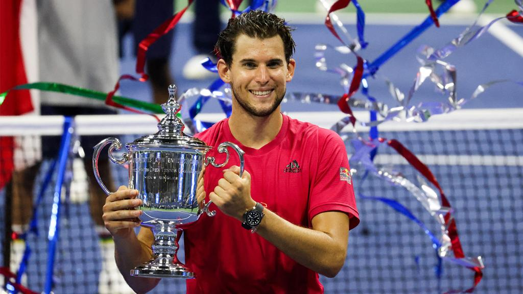 A new Grand Slam® champion. Congratulations @ThiemDomi on your victory at the 2020 @usopen. #RolexFamily #USOpen #Perpetual https://t.co/XMh8KO4Lr2