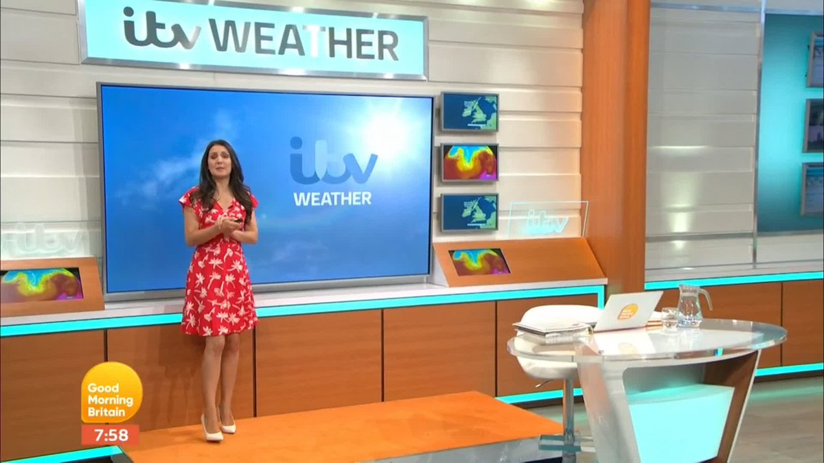 Temperatures could hit 30C in some parts of the UK today! ☀️ But will the good weather last?? Heres @Lauratobin1s full report...