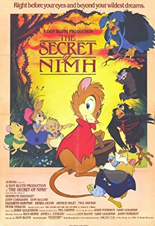 Happy birthday to animator and director Don Bluth.