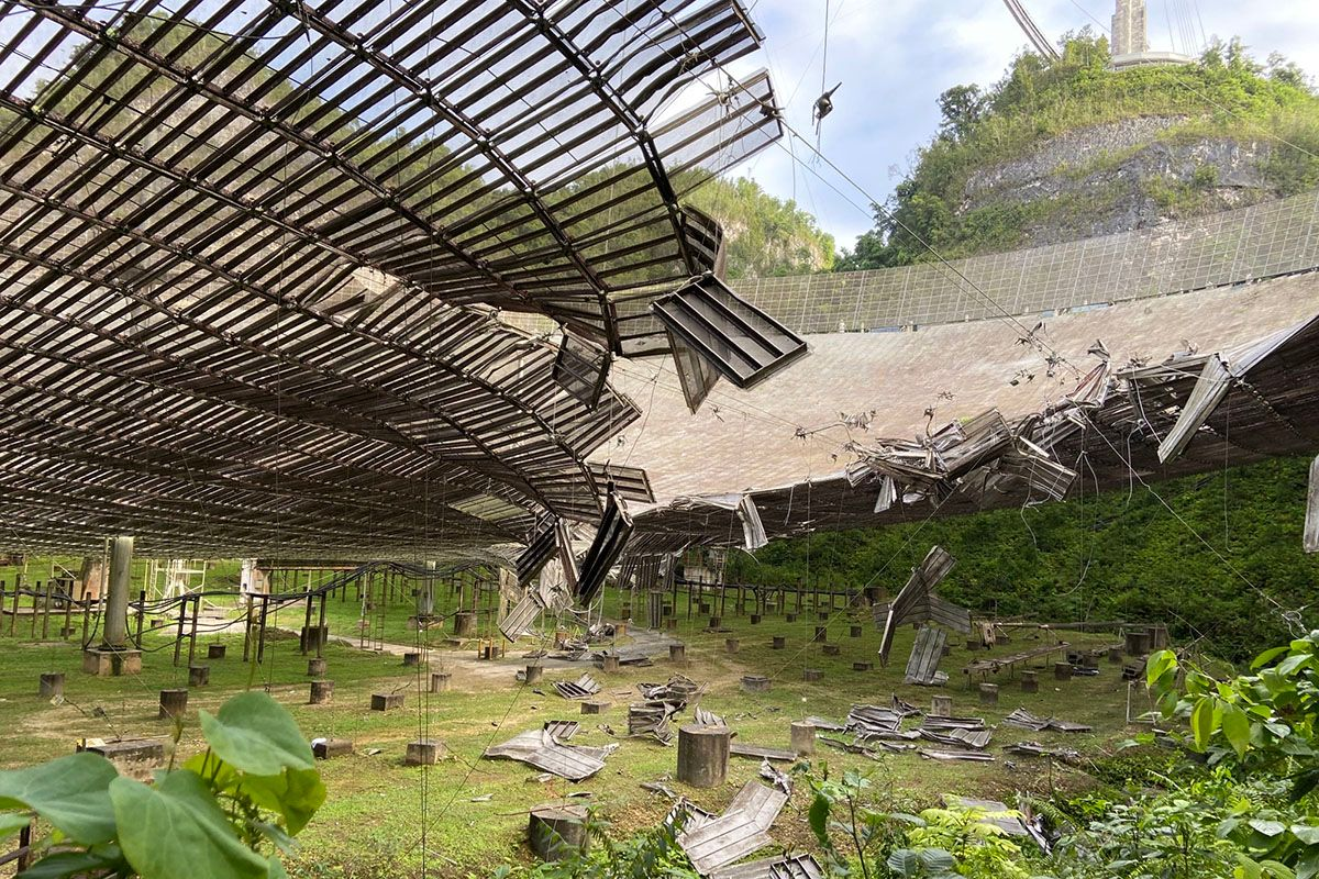 An Update on the Damage to the Arecibo Observatory - Universe Today https://t.co/Z26wSbJT4L https://t.co/UoBg34sLF0