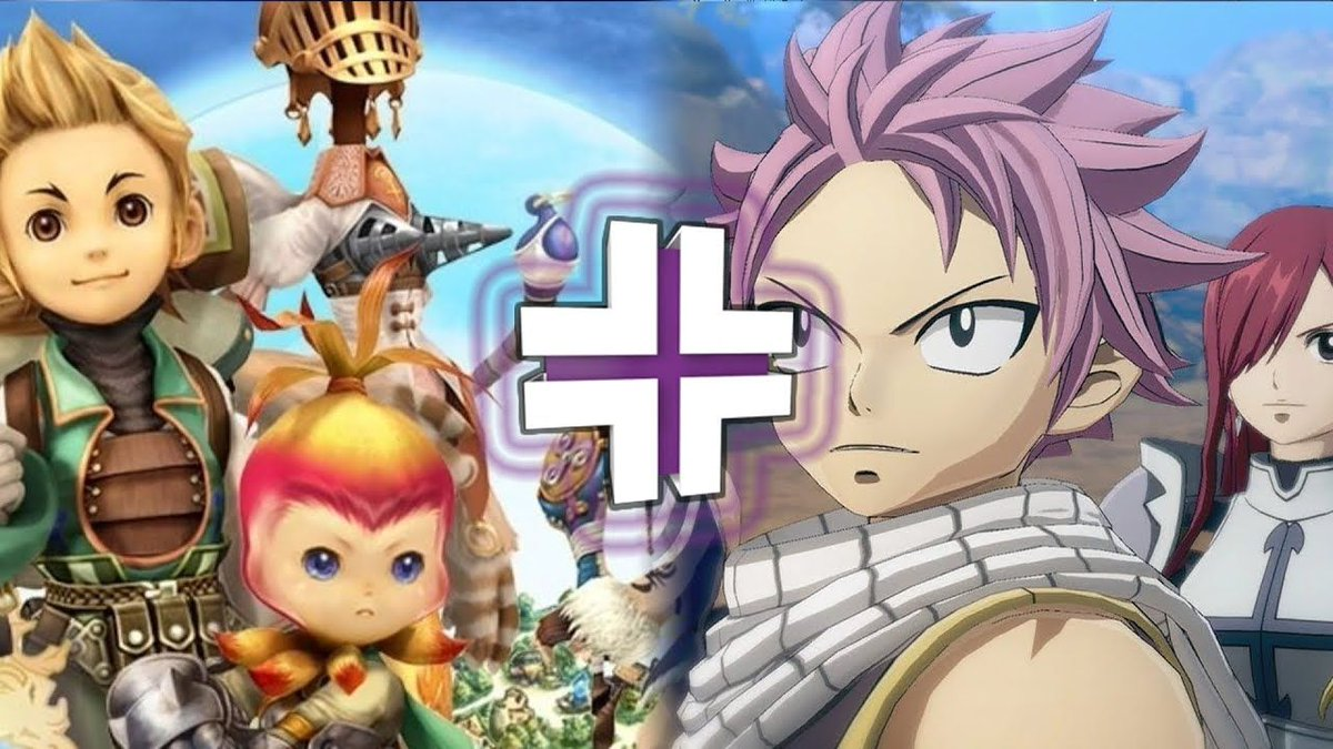 Tonight on @C31Melbourne we chat Fairy Tail, Final Fantasy Crystal Chronicles and more! 10:30pm AEST on TV or on https://t.co/UKfD3SUH5J! https://t.co/IfkYZb0UcV