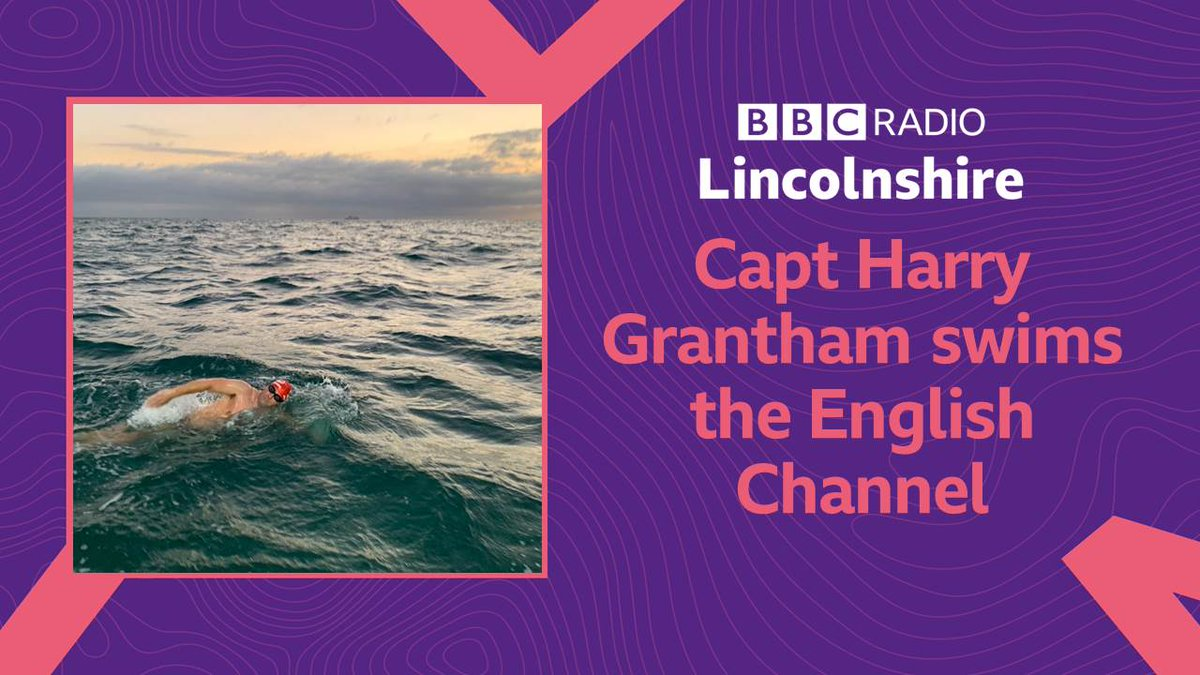 In case you missed this last week, just hours after he made it to France, Army Captain Harry Grantham from Sleaford talks to @CarlaGreene84 about the experience. Listen: https://t.co/6LHiqZLqw8 https://t.co/I2NJkSMM9n