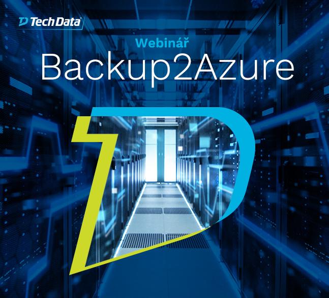 Prodávejte #Azure efektivně! Tech Data vás srdečně zve na online setkání k tématu Backup2Azure, které si pro naše partnery připravili naši specialisté na Azure, Filip Veverka a Radek Vybíral. Připojte se 8. 10. od 10h. Více info a registrace: https://t.co/oV4JtYeSPE https://t.co/73RUE64I72