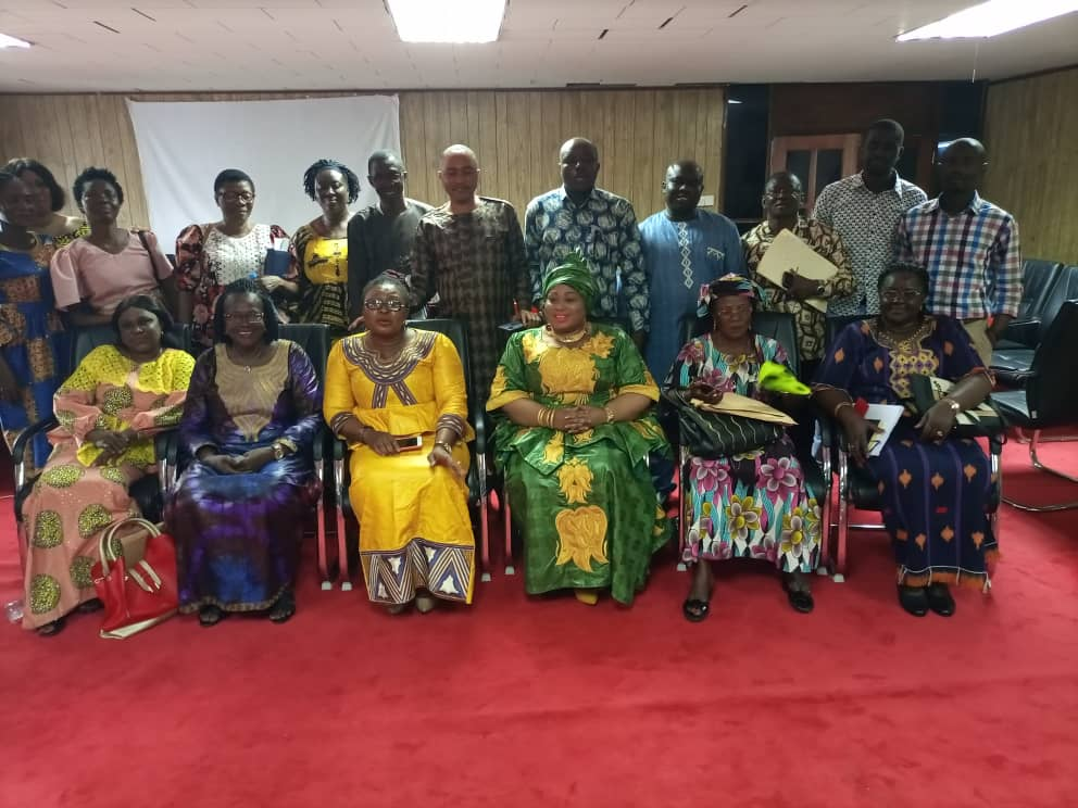 The Ministry of Gender and Children's Affairs was invited to Parliament by the Parliamentary Oversight Committee.   We received tremendous praise for our achievements in such a short time and a strong commitment from the Committee to partner with the Ministry  #sierraleone #MoGCA https://t.co/nT3HfcYtQD