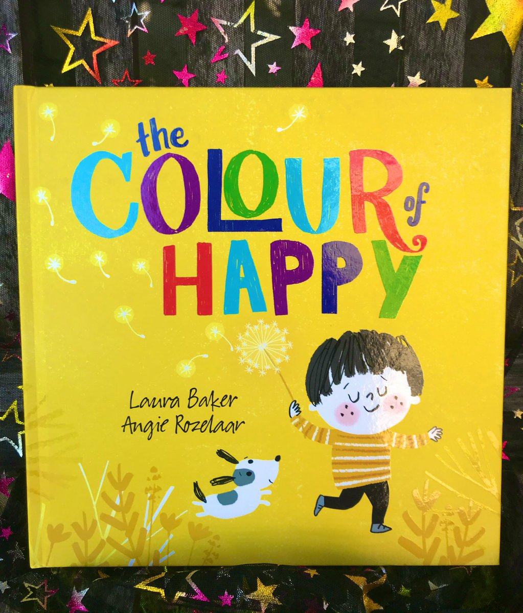 🌟GIVEAWAY FOR TEACHERS/SCHOOLS🌟 RT + follow for a chance to win a signed copy of The Colour of Happy. As many go back to school, so many emotions can be felt. This book looks at feelings in an accessible way and ties in to wellbeing. Closes 18/9 at 8pm. UK only. Good luck!