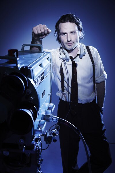 Happy birthday to one of the most talented actors alive sir andrew lincoln