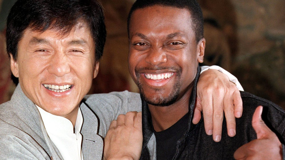 On this day in 1998, Rush Hour first released 👊  Would you watch Rush Hour 4 if they made it? https://t.co/1kFJRguZdK