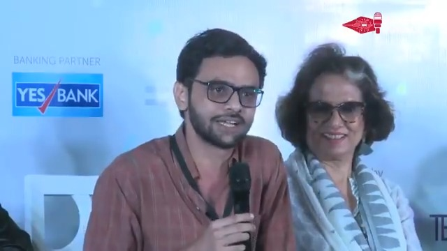 """When media gets weak, democracy gets weak. So more than me being a victim of what the media has been doing, I think democracy is a victim. We should all be concerned.""  #NLArchives 