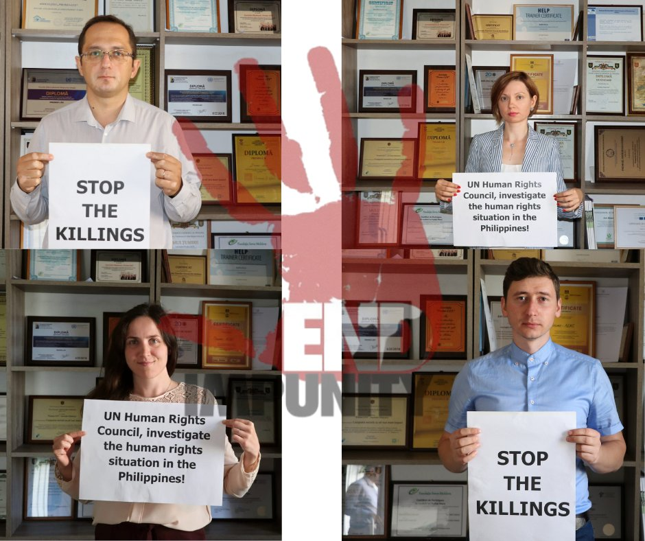 𝗦𝗲𝗽𝘁𝗲𝗺𝗯𝗲𝗿 𝟭𝟰 Global Day of Action to call for the government of the Philippines to STOP THE KILLINGS and to urge the UN Human Rights Council to to investigate the human rights situation in the country. #StoptheKillings #EndImpunity #Philippines https://t.co/KUfXjM0lEm