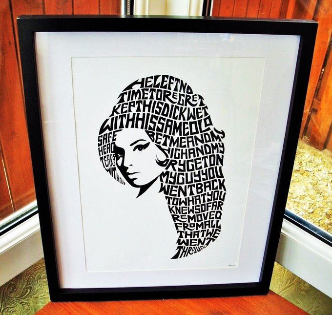 Happy birthday to Amy Winehouse who would have been 37 today x
