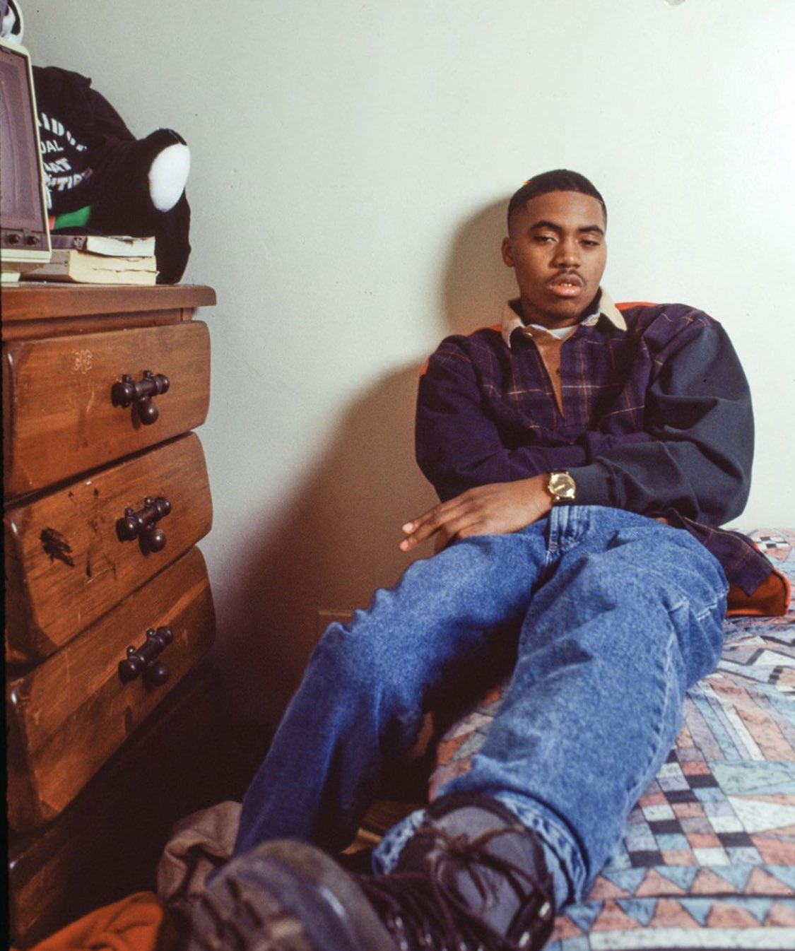Happy 47th birthday to the hip hop legend Nas!   What s his best project?