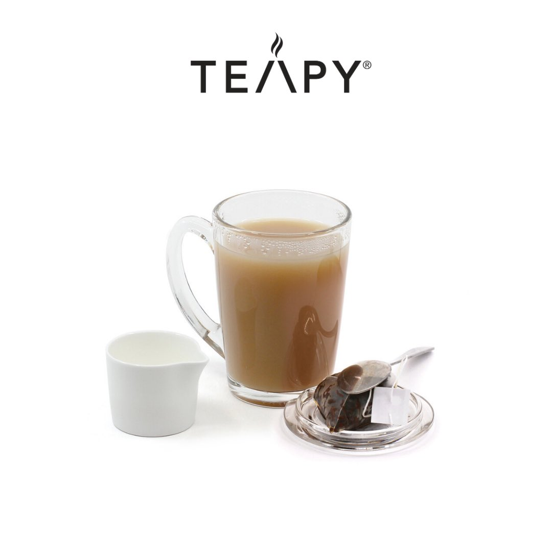 TEAPY brings convenience and taste to tea service! #morningroutine #cuppastogether #tableservice #hospitality #catering #teashop #hotelbreakfast https://t.co/oykJIdCeLd