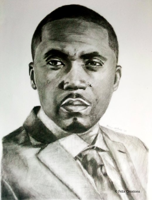 The King turns 47 today. Happy birthday Nas ©2019