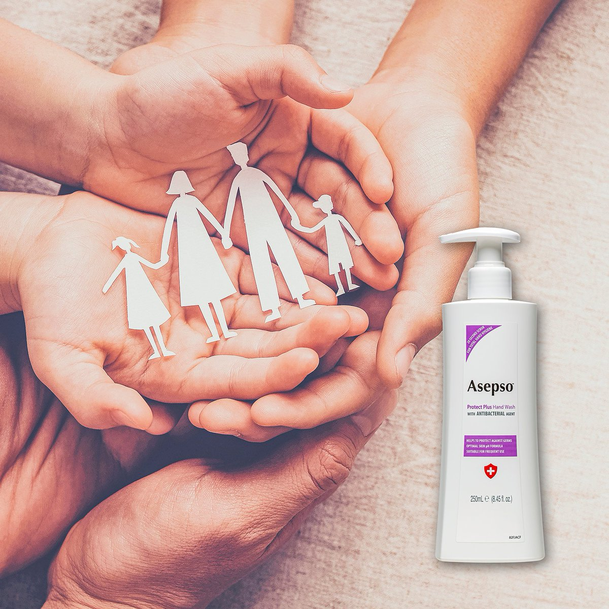 📸 NEW #Asepso Protect Plus Hand Wash 🤲🚿 https://t.co/3fEqnhh1v8