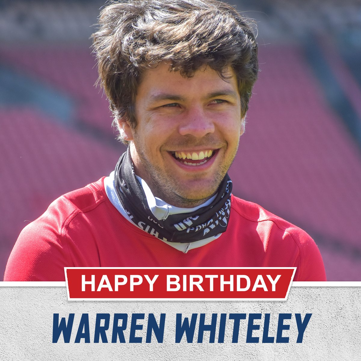 Happy birthday, Wazza! We hope you have a fantastic day!  #LionsPride https://t.co/NgqEjFV4Dq
