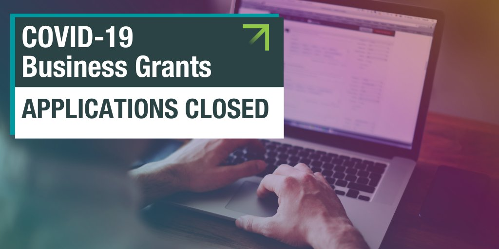 📢Kickstart Grant Scheme: Applications closed  Find out what to do if:  ✉️You have successfully submitted your application, or if you had clicked submit, but have received error messages ✍️If you were part-way through the online application  💭If you didn't manage to apply  👇 https://t.co/fj5ILuAzw5