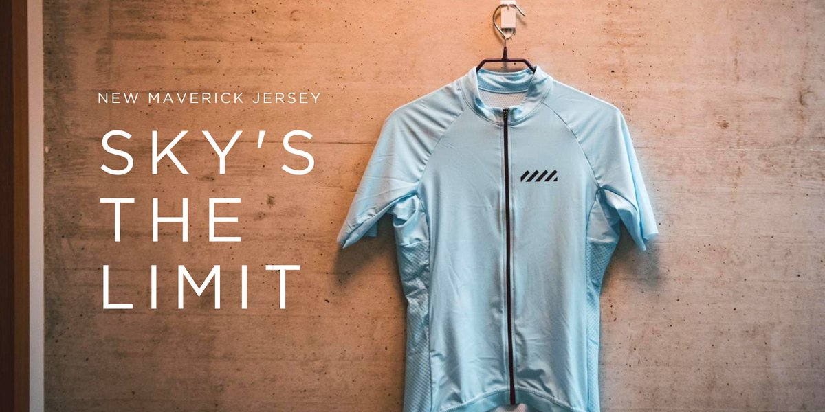 Introducing the latest jerseys in our Maverick collection, starting with Sky's the Limit!  🛒➡️ Available to buy in our online shop now: https://t.co/mRUJByny3a   #Leger https://t.co/0qY0KUBz30