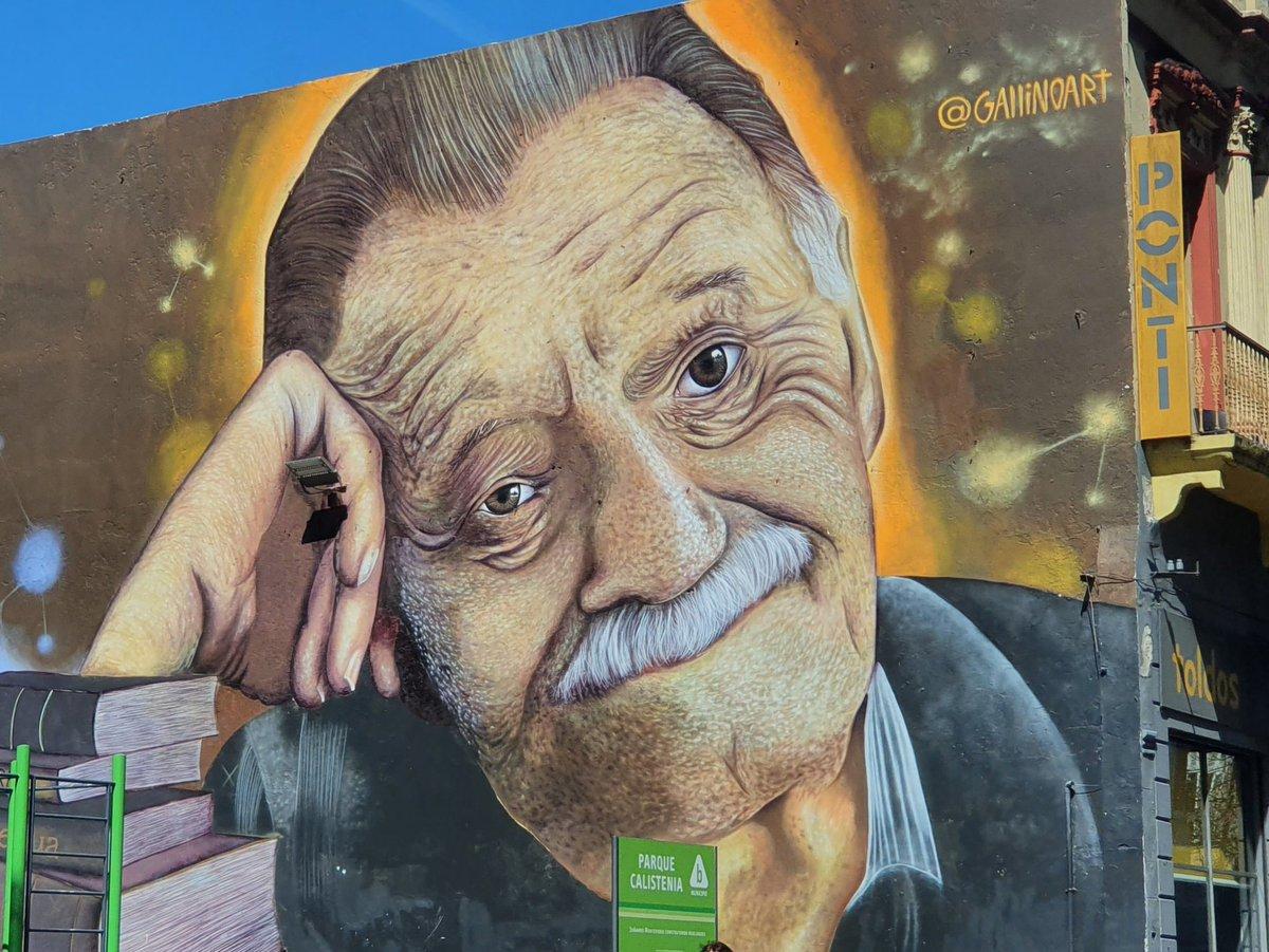 🗓🇺🇾 14/9/1920 - 14/9/2020 Cien años del nacimiento de Mario Benedetti. Por ello, el equipo de @EFEnoticias en Montevideo hizo un especial sobre el artista que aquí les comparto.  🧵 Abro hilo: https://t.co/PIvvyuAUu4