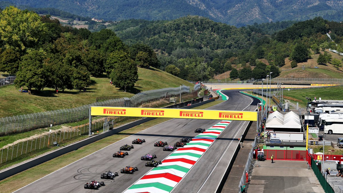 Would you like to see Mugello back on the F1 calendar in the future? #TuscanGP https://t.co/uXBWT7Ey7t