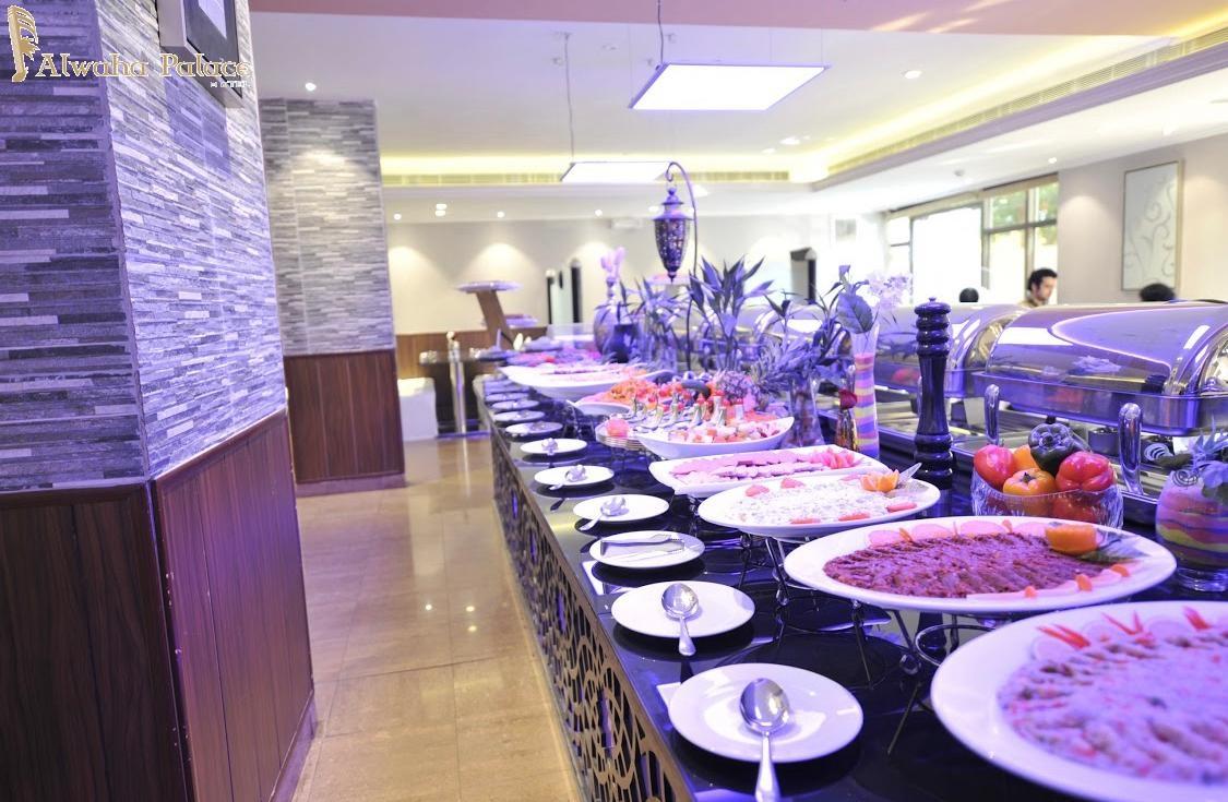 ترقبوا جديد . #فندق_قصر_الواحة  راجعين لكم بعروض وبوفيه مطعم فلامنجو فطور و غدا و عشاء . https://t.co/7qlPzmGTA2