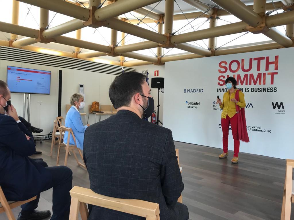 #SouthSummit20 | 'Mapa del Emprendimiento 2020':  ❝ Madurez del ecosistema 📈 Las scaleups ya representan el 15% en España y un 12% de startups cuenta con EBITDA positivo.   ❝ El 76% de startups en el país cuenta cuenta con entre 2 y 10 empleados, un 30% más que en 2019. https://t.co/T56hiGmFc5